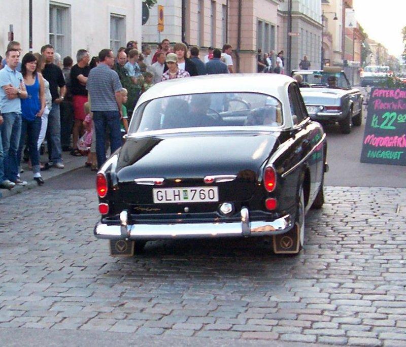 Volvo P1200 P120 Amazon 1956 1967: Volvo Amazon 1200V 1957
